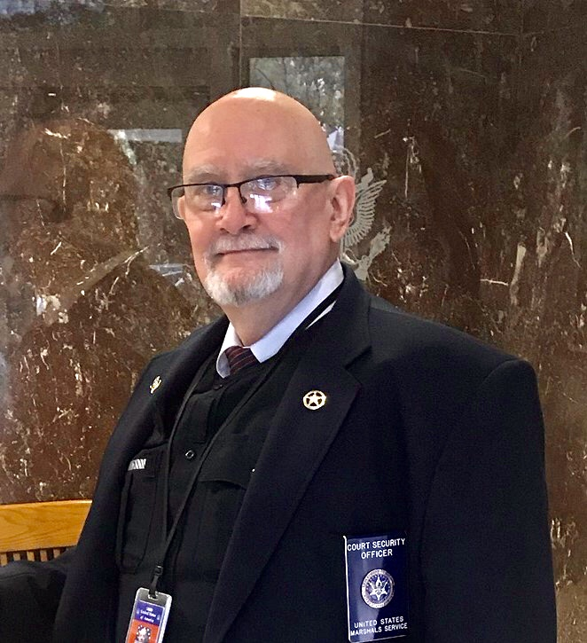 Special Deputy Marshal Brian Leath Magee | United States Department of Justice - United States Marshals Service, U.S. Government