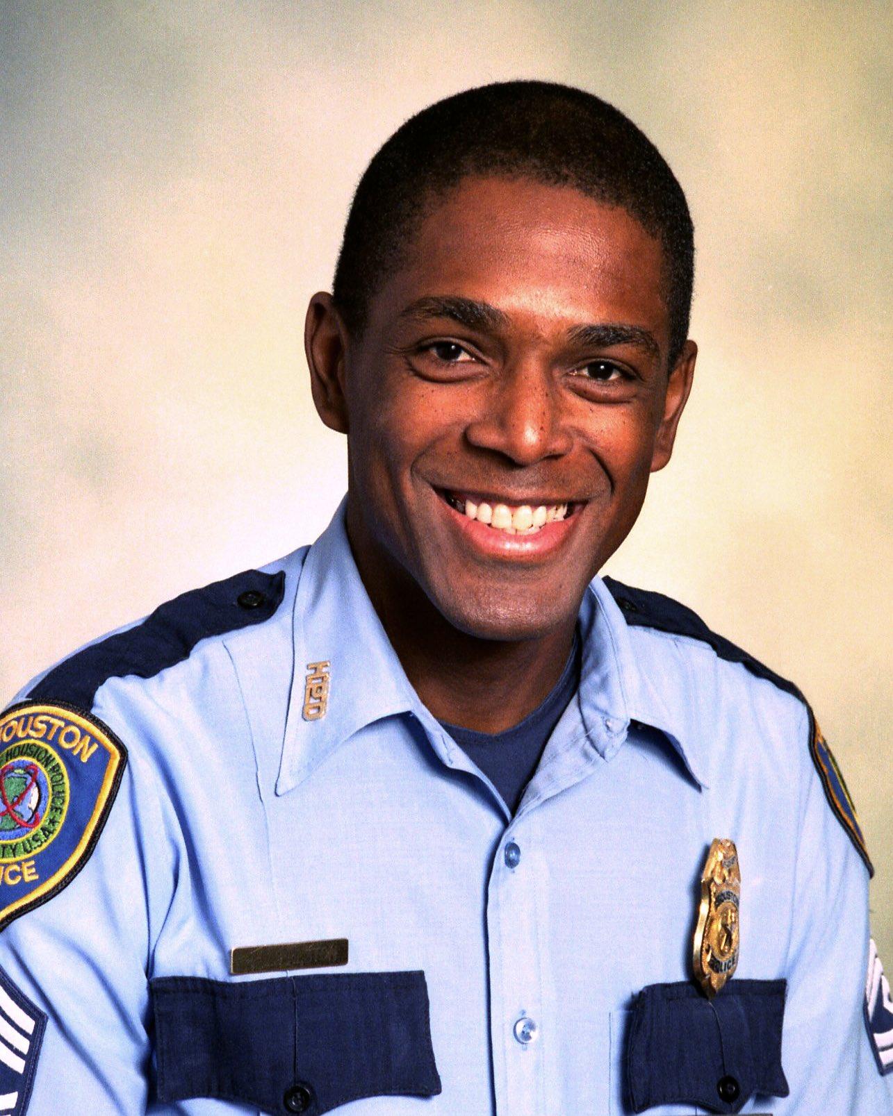 Sergeant Harold Lloyd Preston   Houston Police Department, Texas