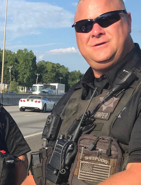 Sergeant Conley Jumper | Greenville County Sheriff's Office, South Carolina