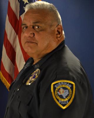 Police Officer Alex Arango