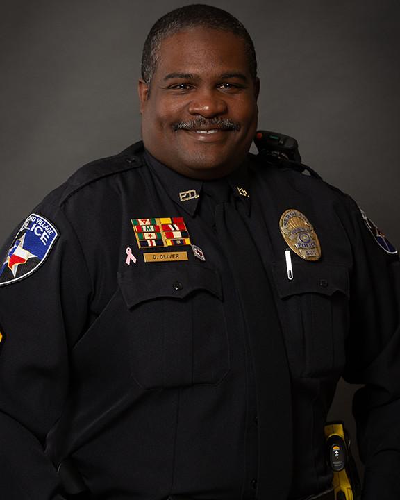 Sergeant Dennis R. Oliver, Jr. | Highland Village Police Department, Texas