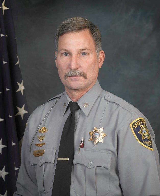 Corporal Daniel Ray Abramovitz   Leavenworth County Sheriff's Office, Kansas