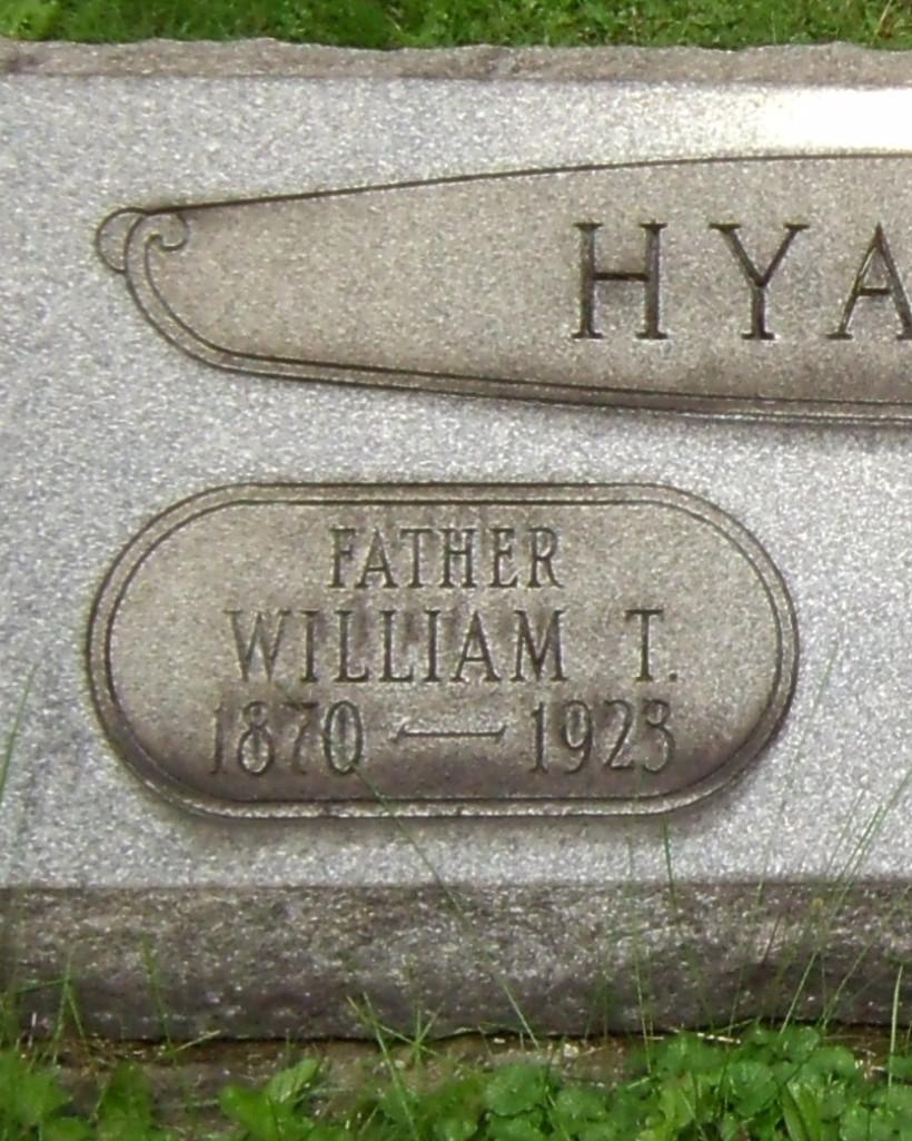 Special Policeman William T. Hyatt | Wellsville Police Department, Ohio