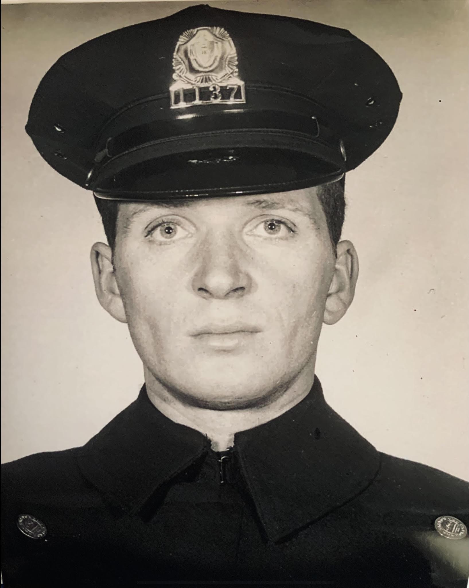 Patrolman Edward C. Lynch | Boston Police Department, Massachusetts
