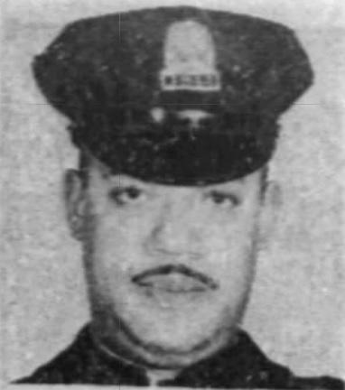 Patrolman Samuel Reynolds | Boston Police Department, Massachusetts