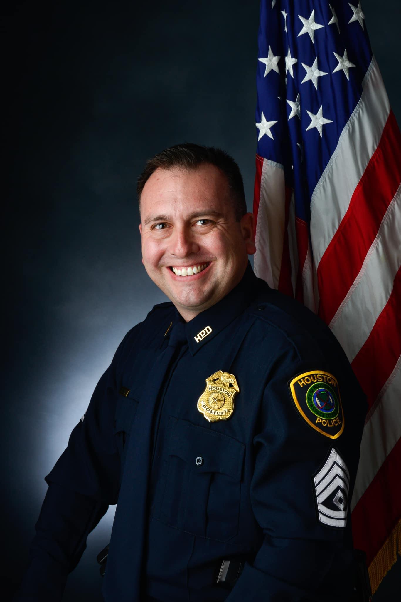 Sergeant Sean Sebastian Rios | Houston Police Department, Texas