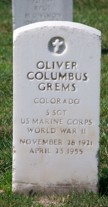 Special Agent Oliver Columbus Grems | Southern Pacific Railroad Police Department, Railroad Police