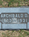 Special Agent Archibald D. Brandon | Chicago, Rock Island and Pacific Railway Police Department, Railroad Police