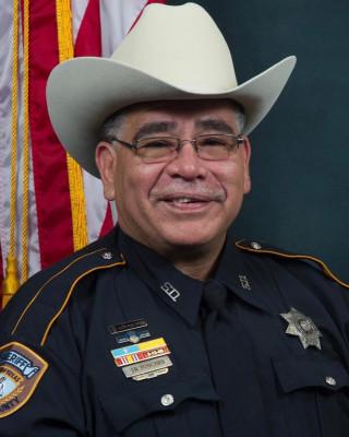 Deputy Sheriff Johnny R. Tunches