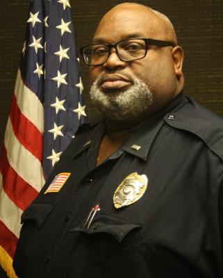Lieutenant Marzell Jerome Brooks