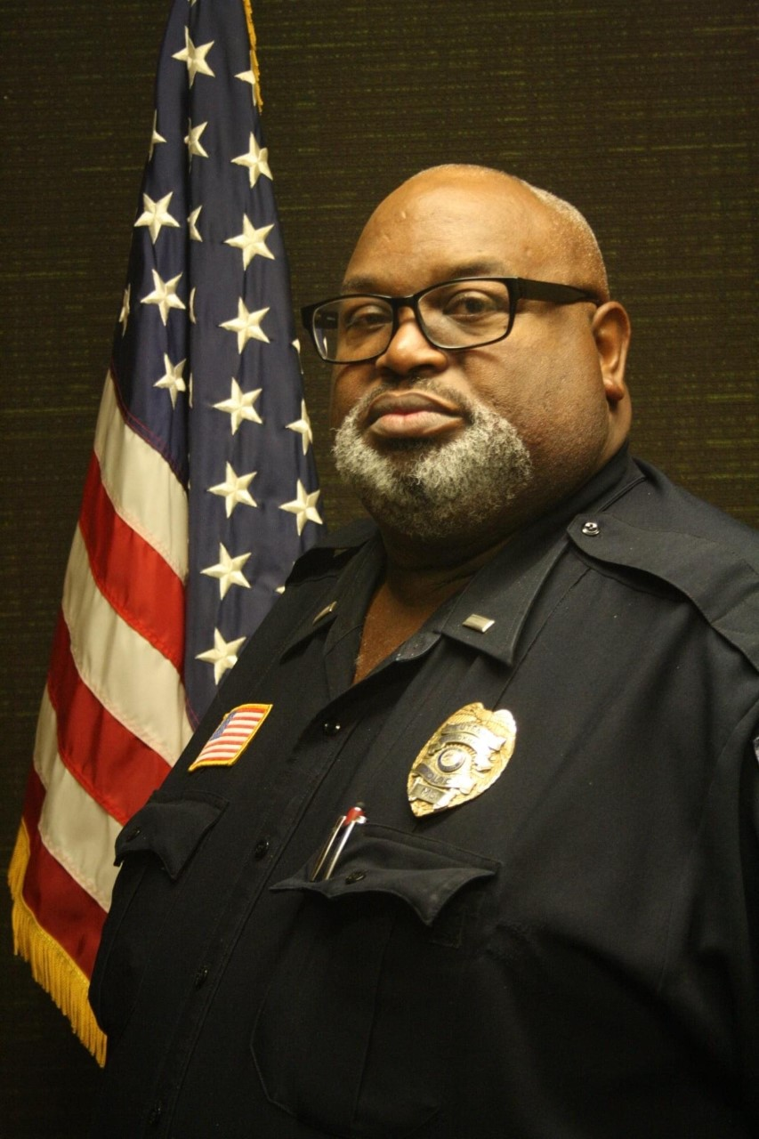 Lieutenant Marzell Jerome Brooks | Brookhaven Police Department, Mississippi