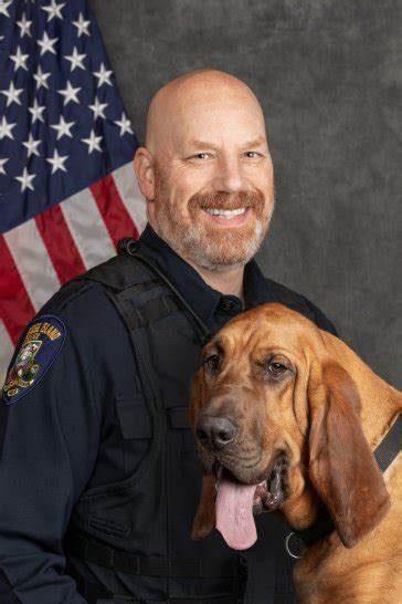 Police Officer Kurtis James Enget | Bainbridge Island Police Department, Washington