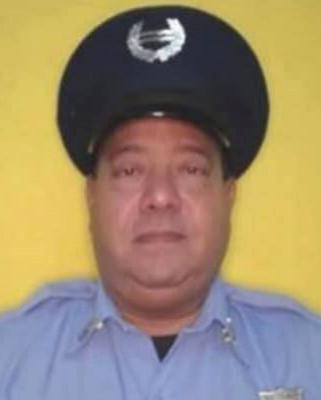 Agent Juan R. Ramírez-Padilla