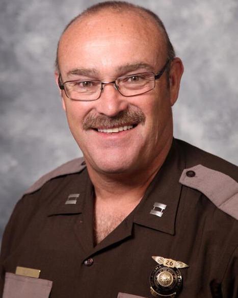Captain Jeff Sewell | Oklahoma Highway Patrol, Oklahoma