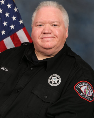 Detention Officer Dwight Willis