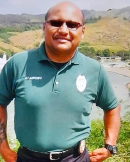 Correctional Officer Glenn Timothy Francisco Martinez | Guam Department of Corrections, Guam