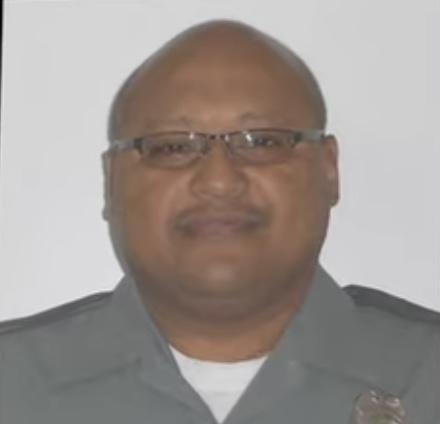Correctional Officer Glenn Timothy Francisco Martinez   Guam Department of Corrections, Guam