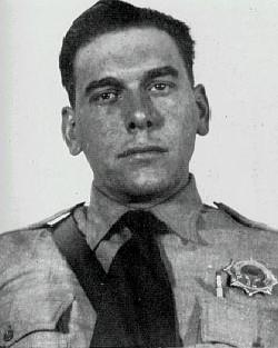 Patrolman Richard Stanley Burchfield | Colorado Springs Police Department, Colorado