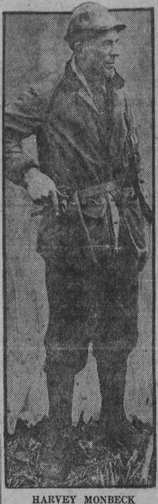 Game Warden Harvey L. Monbeck | Ohio Department of Natural Resources - Division of Wildlife, Ohio