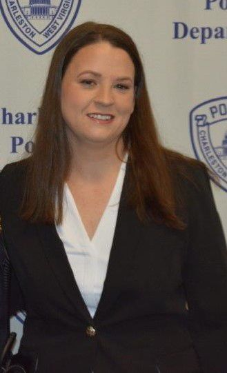 Patrolman Cassie Marie Johnson | Charleston Police Department, West Virginia