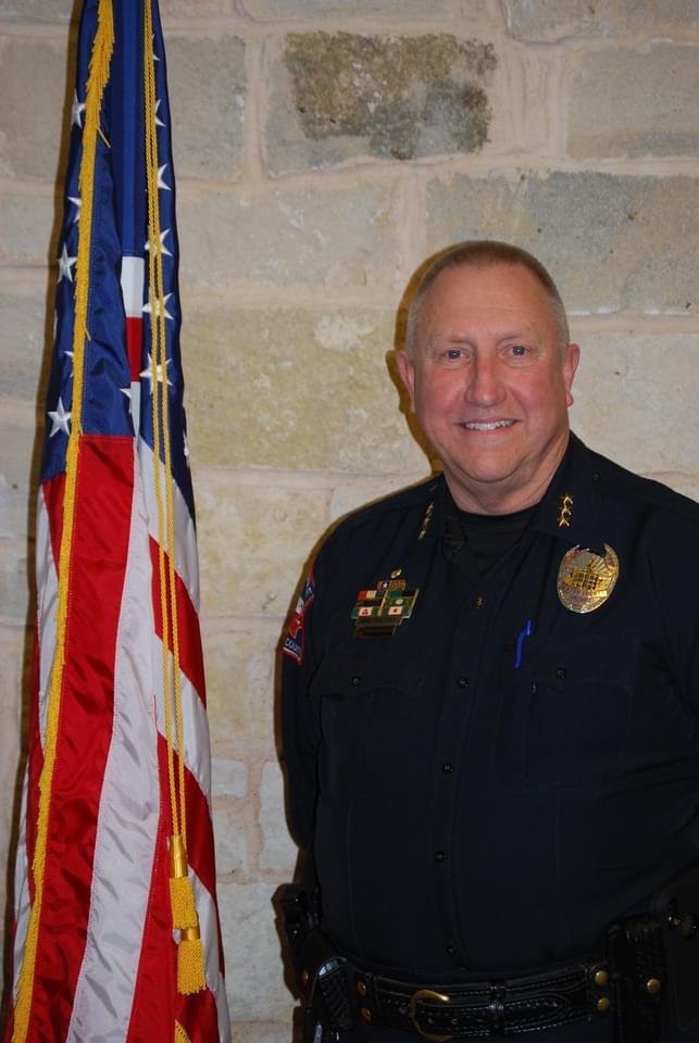 Chief Deputy Constable M. Wayne Rhodes | Denton County Constable's Office - Precinct 2, Texas
