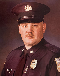Police Officer Michael Lee Henry, Jr.   Derry Township Police Department, Pennsylvania