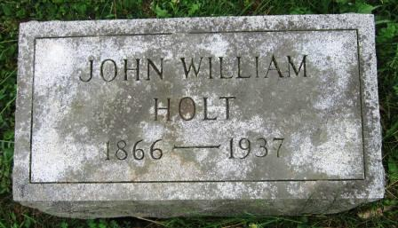 Merchant Policeman John William Holt | Cynthiana Police Department, Kentucky