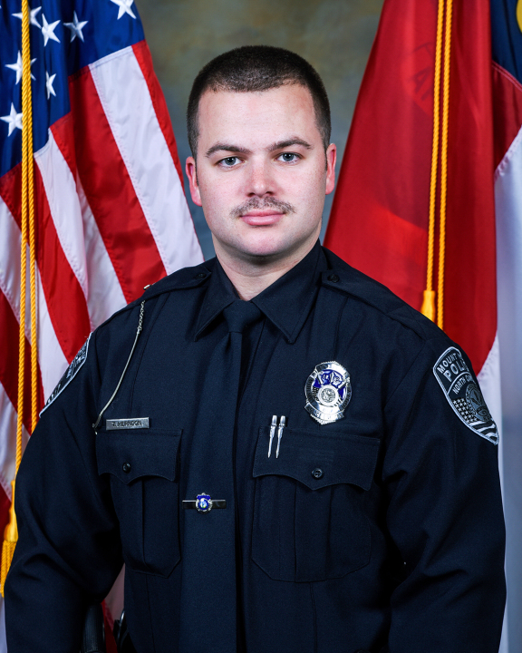 Police Officer Tyler Avery Herndon | Mount Holly Police Department, North Carolina