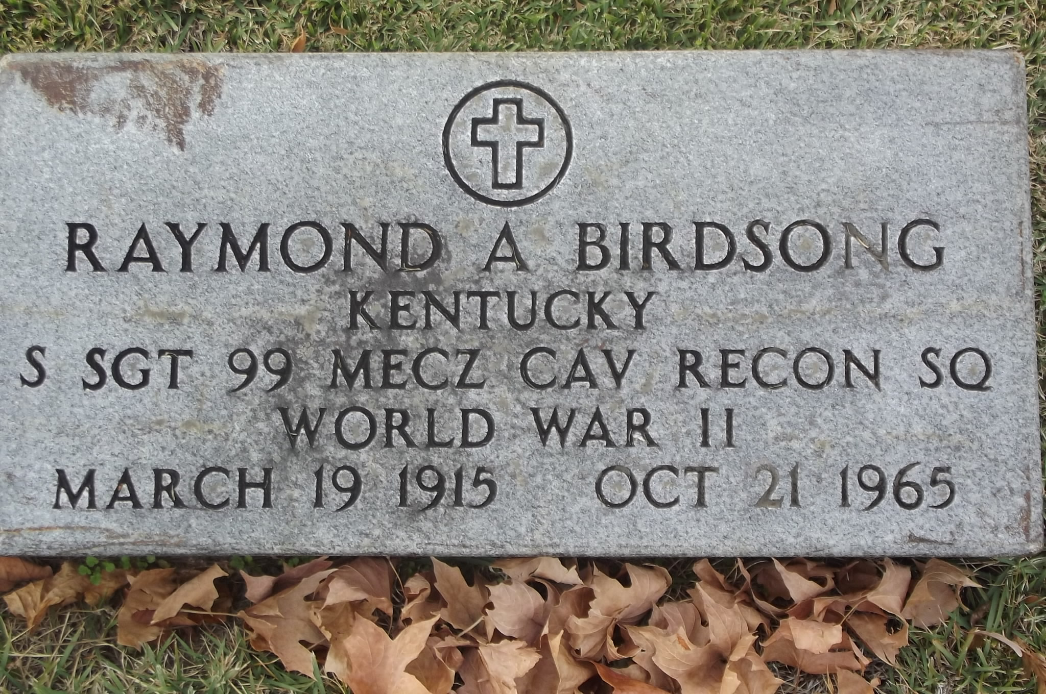 Conservation Officer Raymond Alexander Birdsong | Kentucky Department of Fish and Wildlife Resources, Kentucky