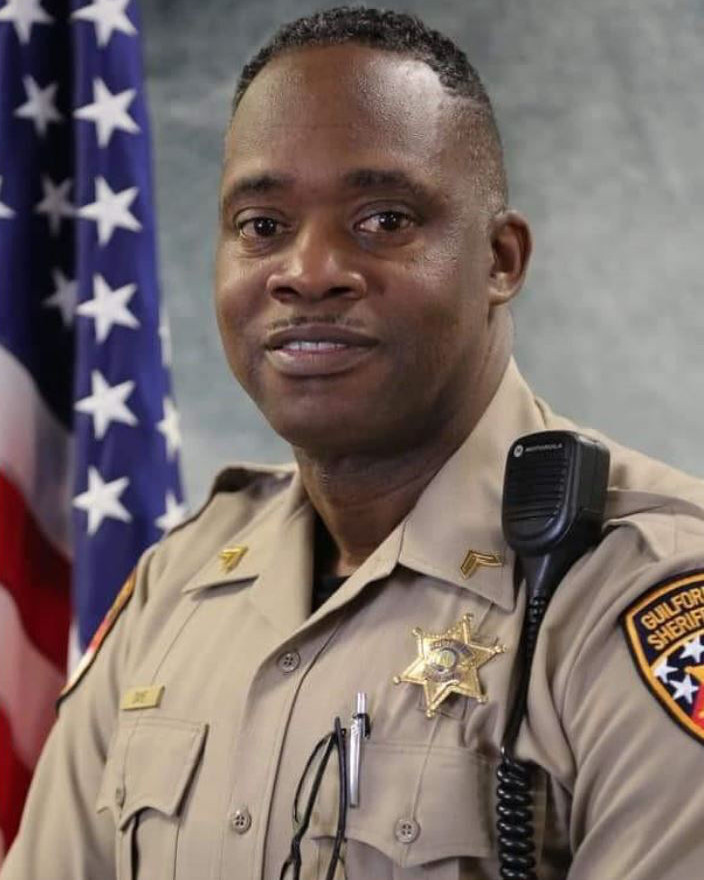 Master Corporal Norman Daye, Jr. | Guilford County Sheriff's Office, North Carolina