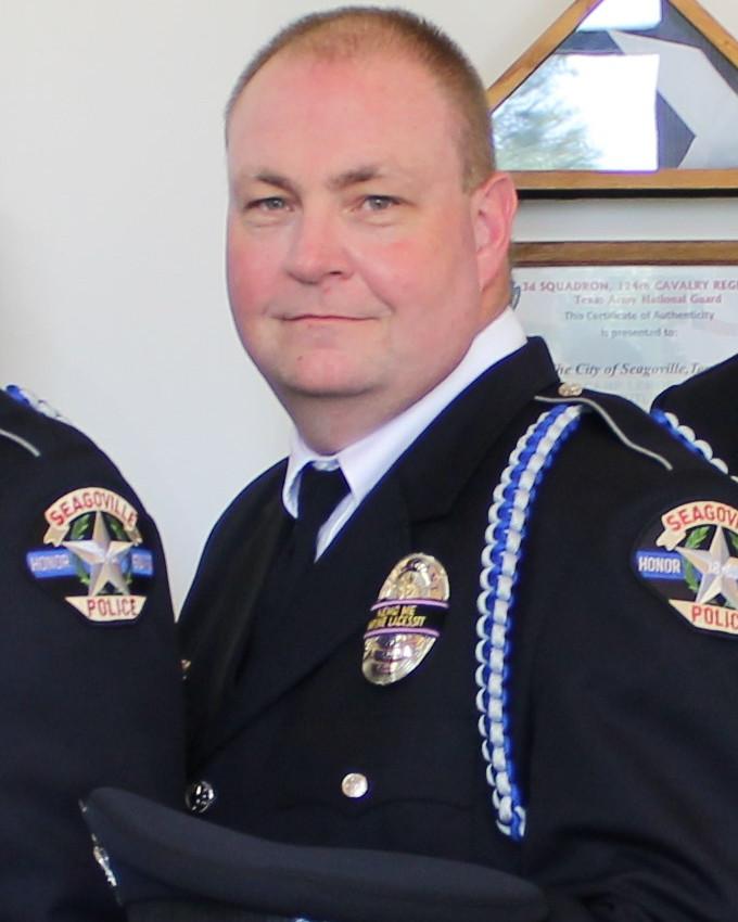 Sergeant David Lynn Schmidt | Seagoville Police Department, Texas