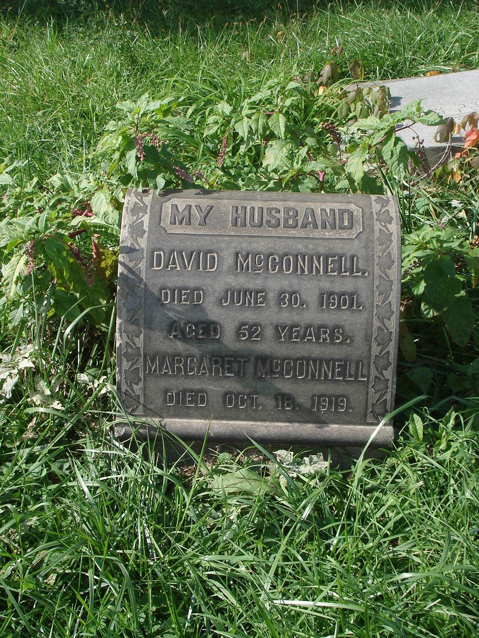Special Policeman David McConnell | Pennsylvania Railroad Police Department, Railroad Police