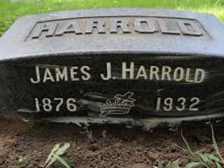 Lieutenant James J. Harrold   Pennsylvania Railroad Police Department, Railroad Police