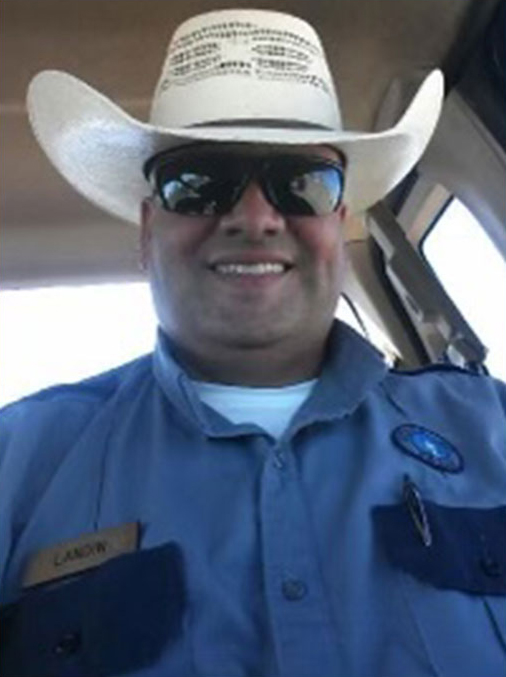 Corrections Officer V Joe Landin | Texas Department of Criminal Justice - Correctional Institutions Division, Texas