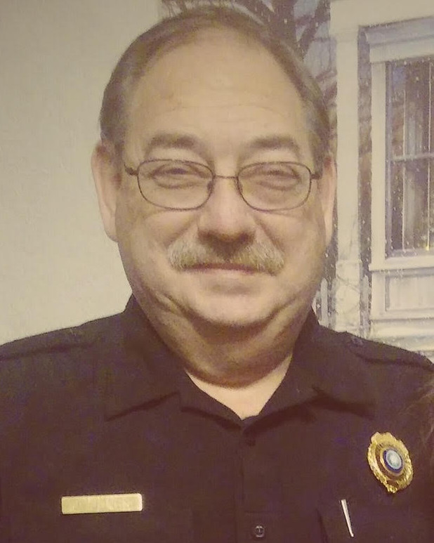 Security Control Specialist Jerry William Jones | Tarrant County Sheriff's Office, Texas