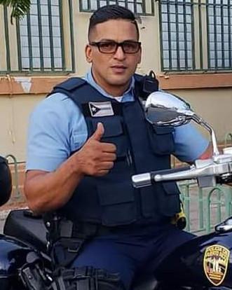 Agent Luis A. Marrero-Díaz - Puerto Rico Police Department, Puerto Rico