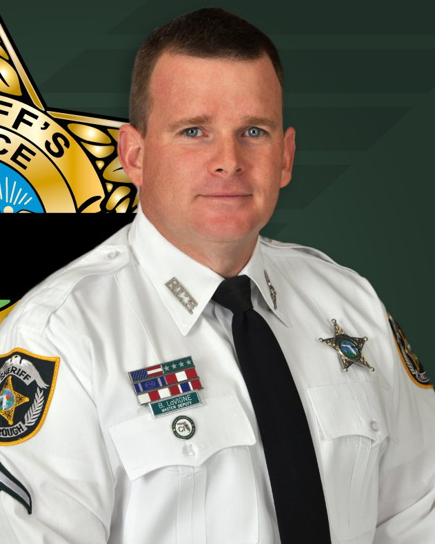 Master Corporal Brian LaVigne | Hillsborough County Sheriff's Office, Florida