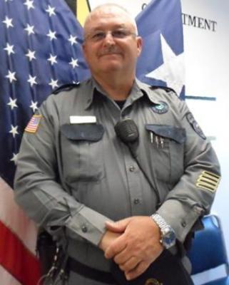 Sergeant Randall Sims