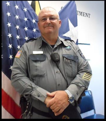Sergeant Randall Sims | Texas Department of Criminal Justice - Correctional Institutions Division, Texas