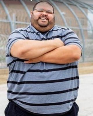 Unit Team Supervisor Gabe Morales