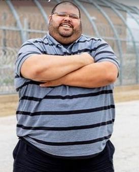 Unit Team Supervisor Gabe Morales | Kansas Department of Corrections, Kansas