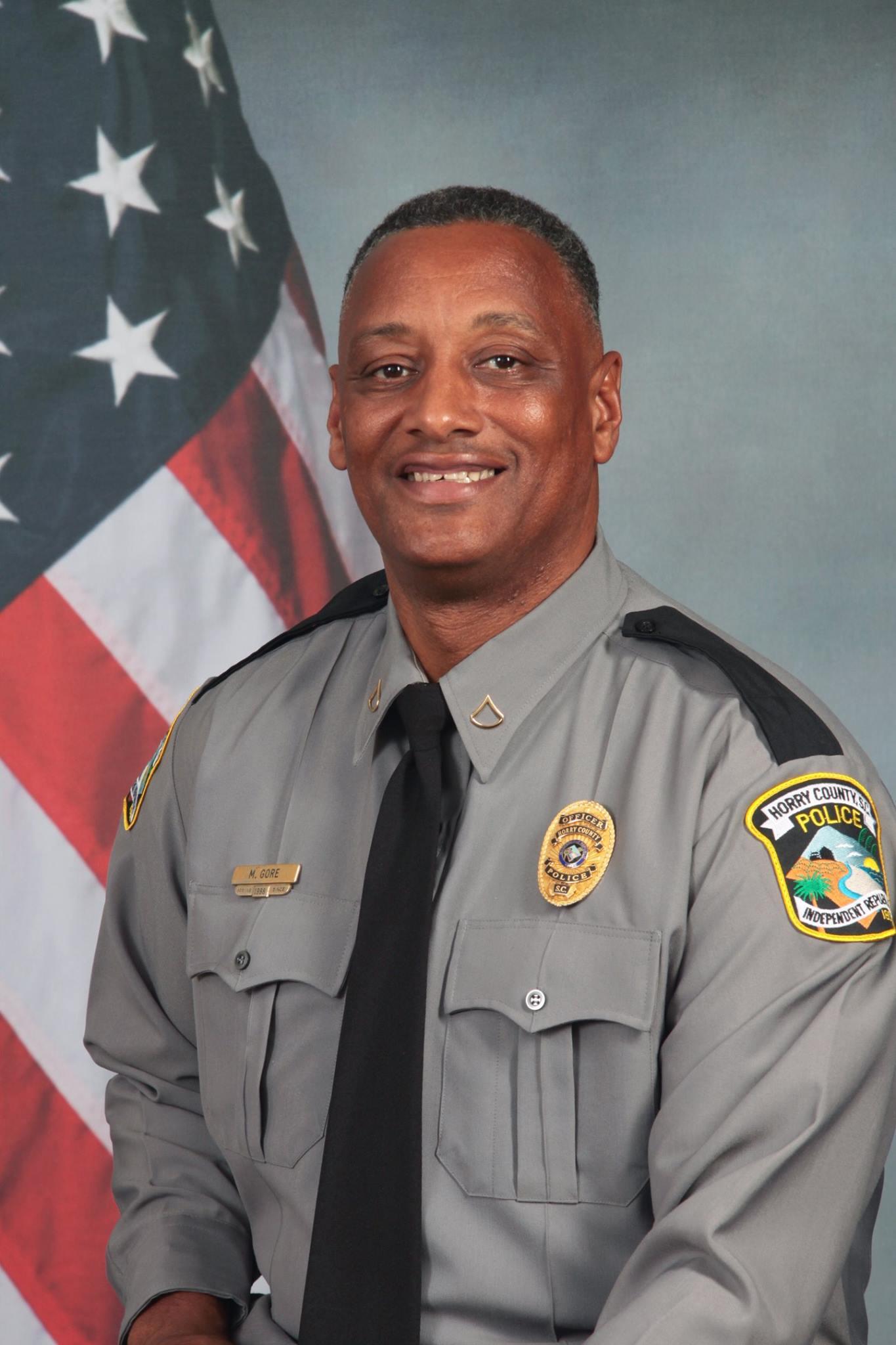 Police Officer Melton