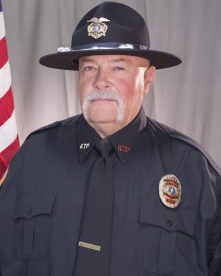 Police Officer Jay Hughes