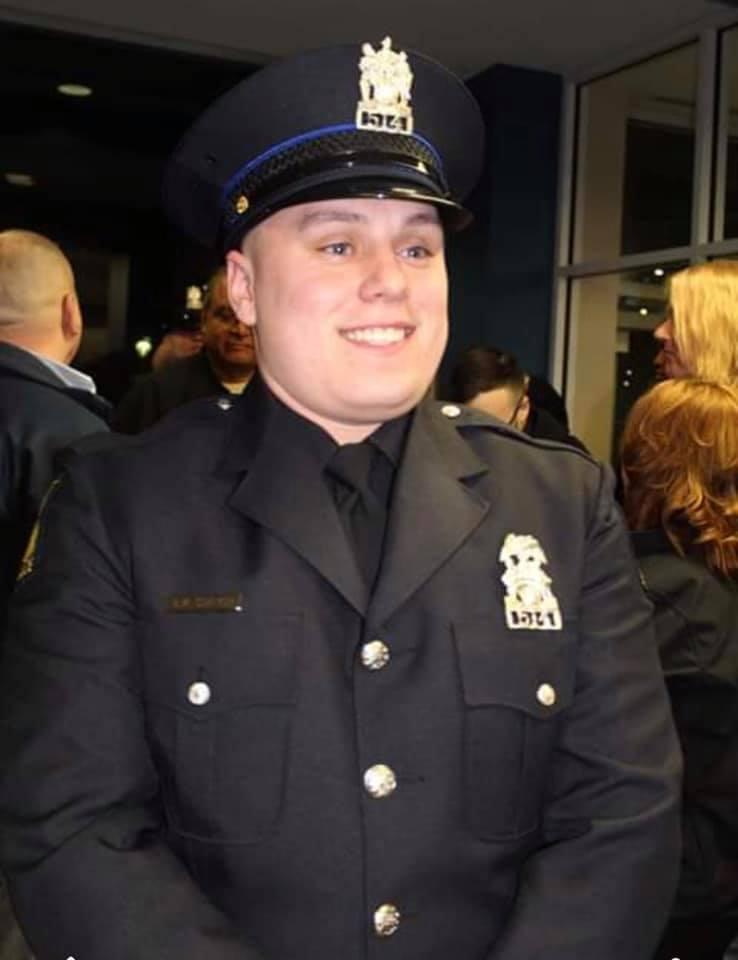 Police Officer Brandon M. Stalker | Toledo Police Department, Ohio