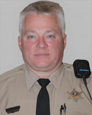 Deputy Sheriff Jon Melvin