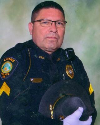 Police Officer Arturo Villegas