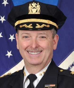 Chief of Transportation William T. Morris | New York City Police Department, New York