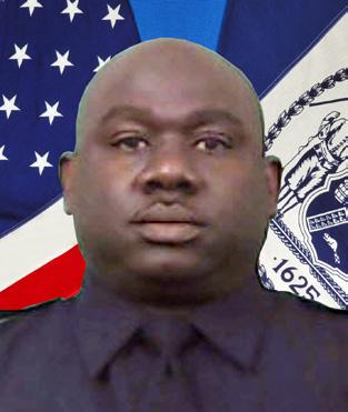 Detective Cedric G. Dixon | New York City Police Department, New York