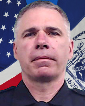 Detective Christopher B. McDonnell | New York City Police Department, New York
