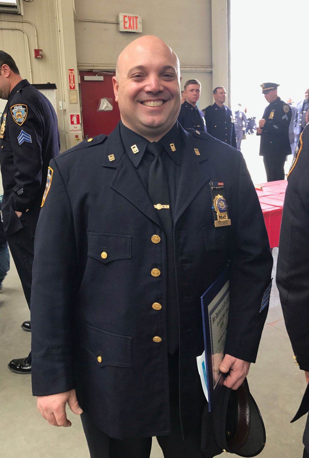 Detective Jack V. Polimeni | New York City Police Department, New York